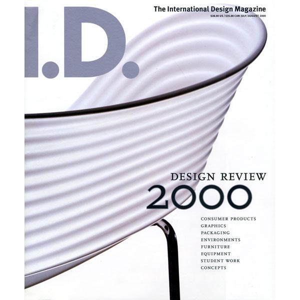 ID Magazine award winner