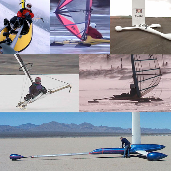 Iceboat research