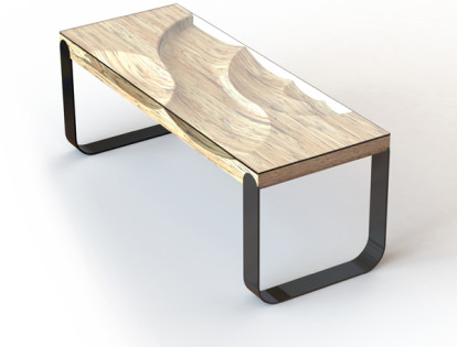 Rob Nathan Parallam Table