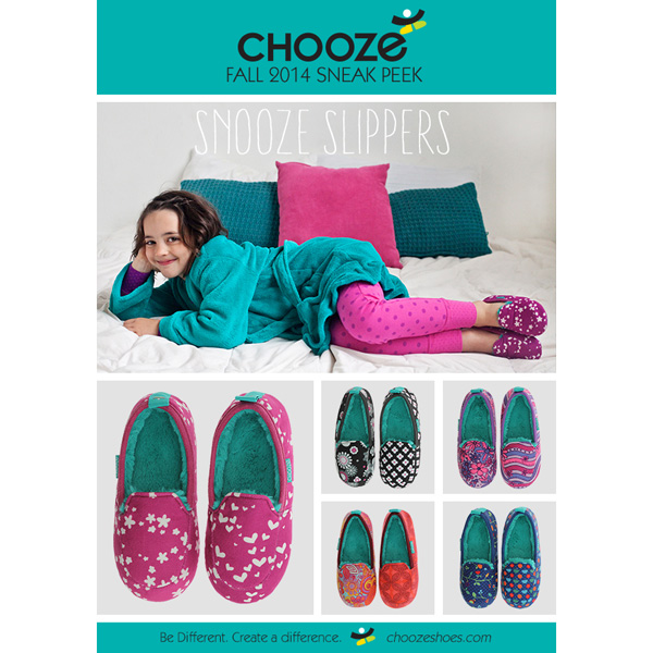 Chooze Fall 2014 Snooze