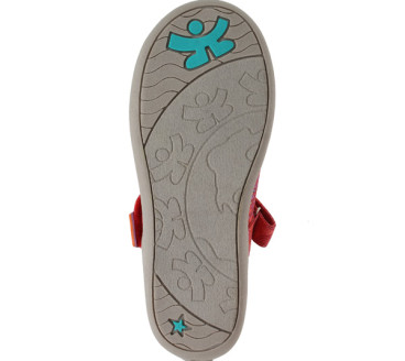 Chooze Shoes outsole